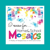 I review for Mosaics frane