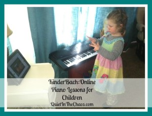 piano lessons ages 3-7 KinderBach with Teachers Corner