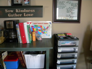 Learning Time Organization {Quiet In The Chaos}