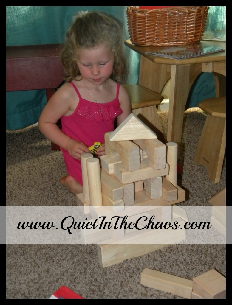 building blocks {Quiet In The Chaos}