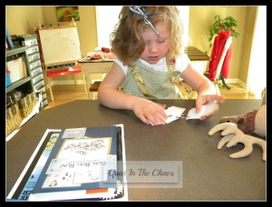 Sight Words Ring {Quiet In The Chaos}