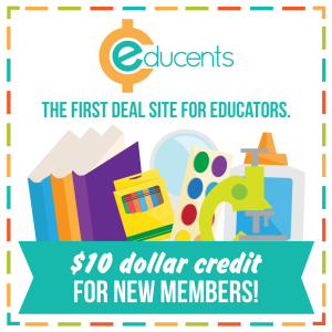 Free $10 at Educents- NO catch!