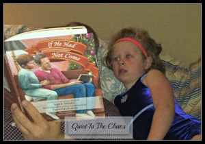 Wonderful Christmas Book: If He Had Not Come {Quiet in the Chaos}