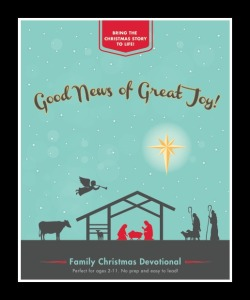 Simple Advent Devotional: Good News of Great Joy!v