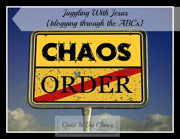 Juggling with Jesus {www.QuietInTheChaos.com}