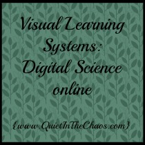 Using Digital Science online {video based learning science curriculum}