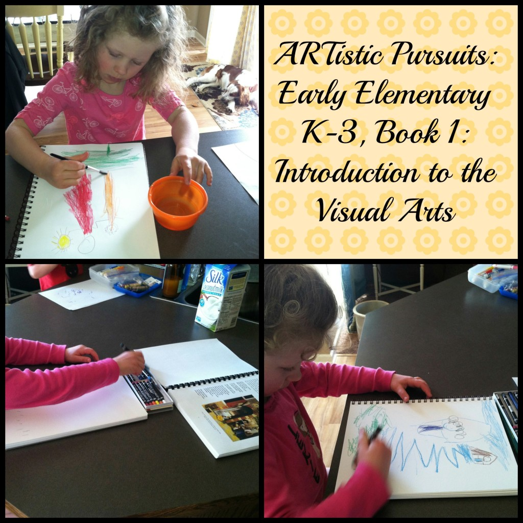 The Best Homeschool Art Curriculum {we LOVE ARTistic Pursuits!}