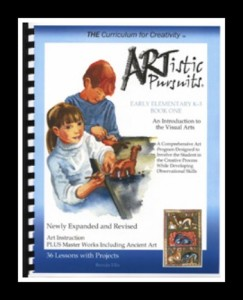 The Best Homeschool Art Curriculum {we LOVE ARTistic Pursuits!} ARTistic Pursuits Book 1