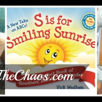 S is for Smiling Sunrise: ABC Character Book