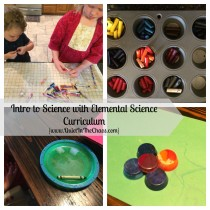 Science 2015: Elemental Science Intro to Science Curriculum {my review}