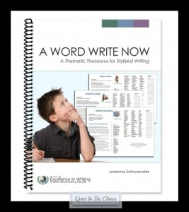 A Word Write Now {IEW Review}