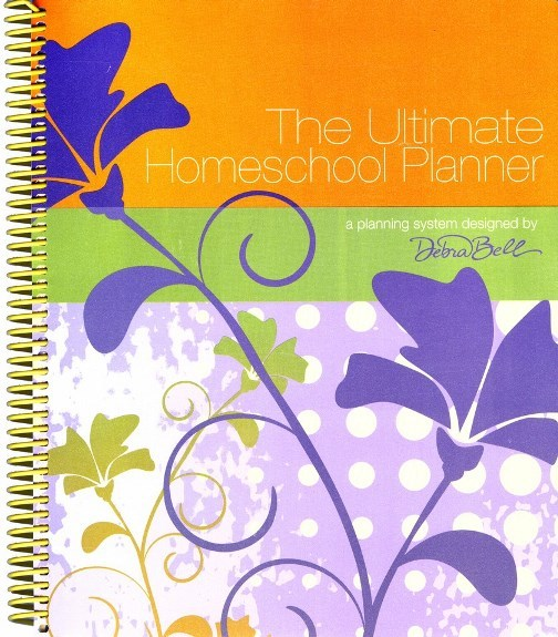 The Ultimate Homeschool Planner Cover