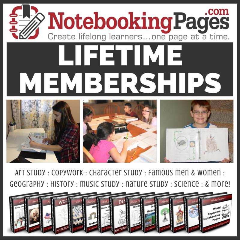 NotebookingPages.com Lifetime Membership