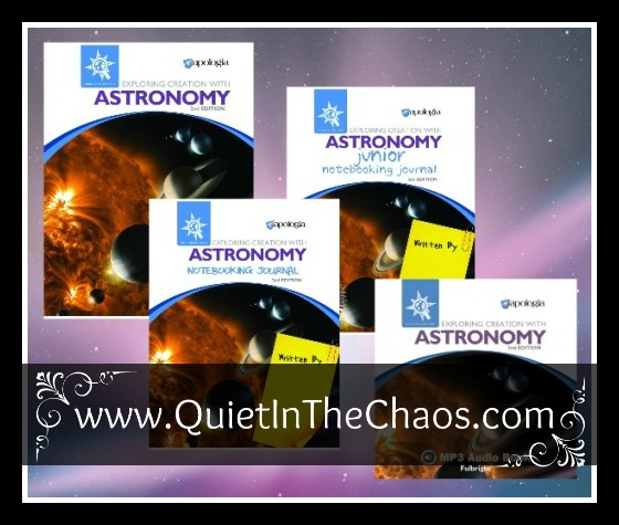 Exploring Creation with Astronomy 2nd Edition {a review}