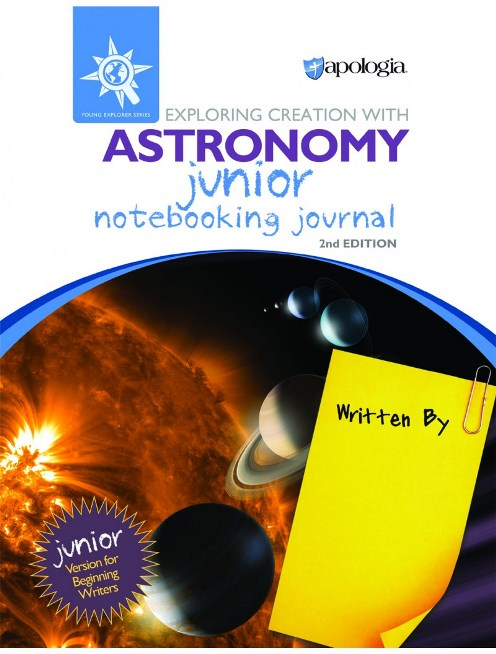 Apologia Astronomy Jr. Notebooking Journal