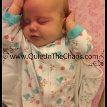11-weeks-TOUCHY baby-summary