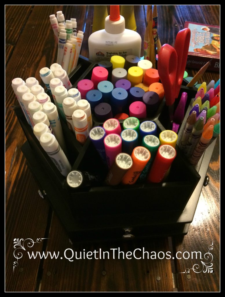 homeschool-organization