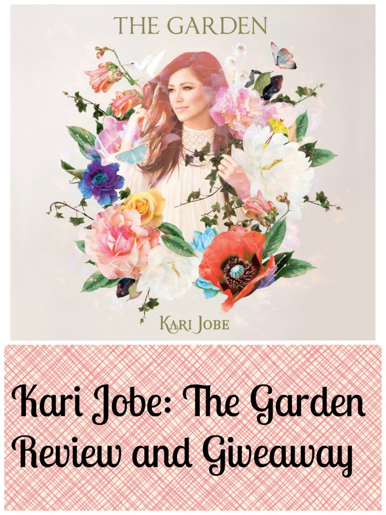 Kari Jobe {the garden} New Album Review - Quiet In The Chaos