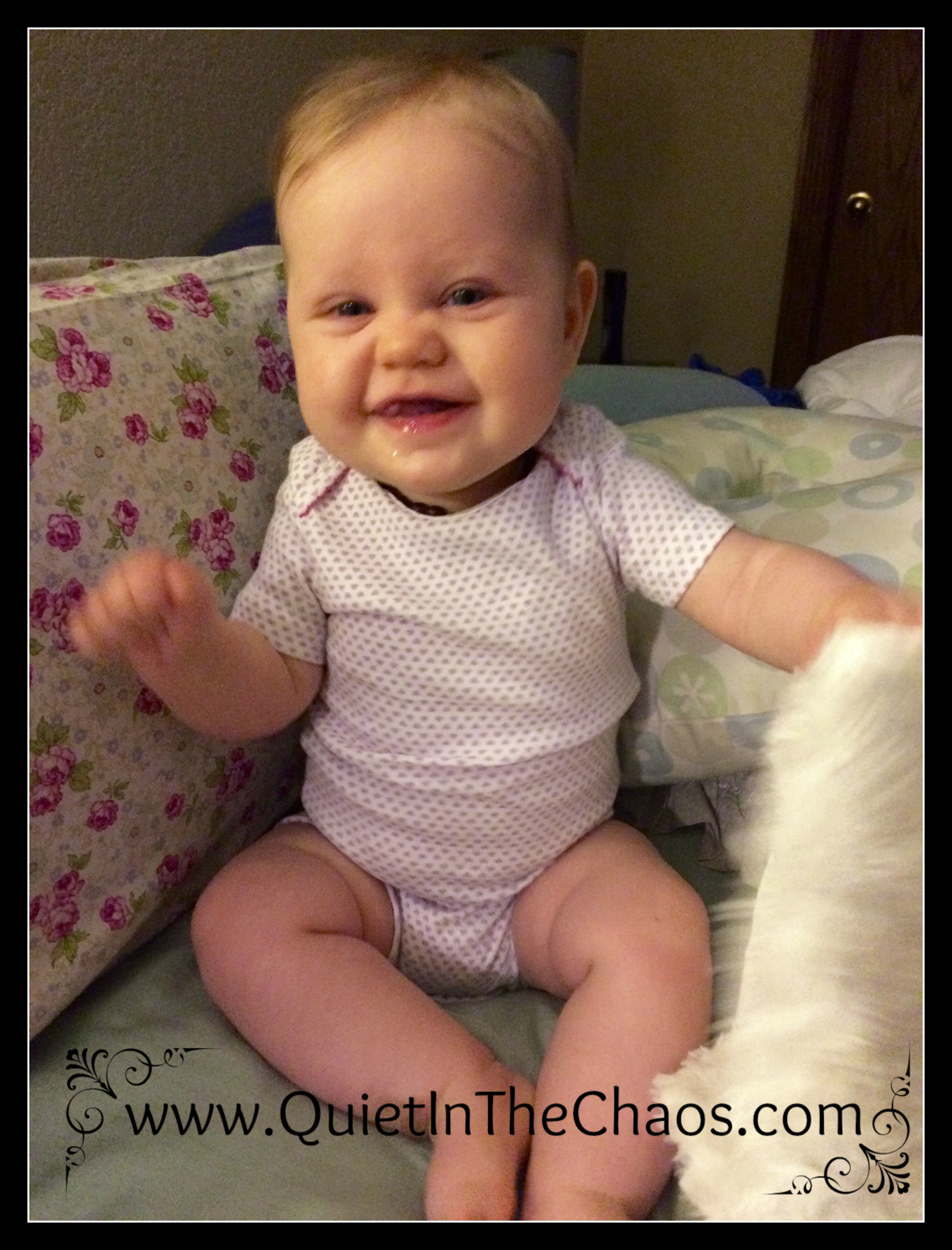 baby C 7 month summary {2-3-4 BW schedule}