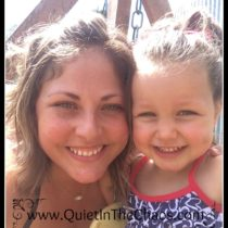 {sunshine and mini me} Wordless Wednesday