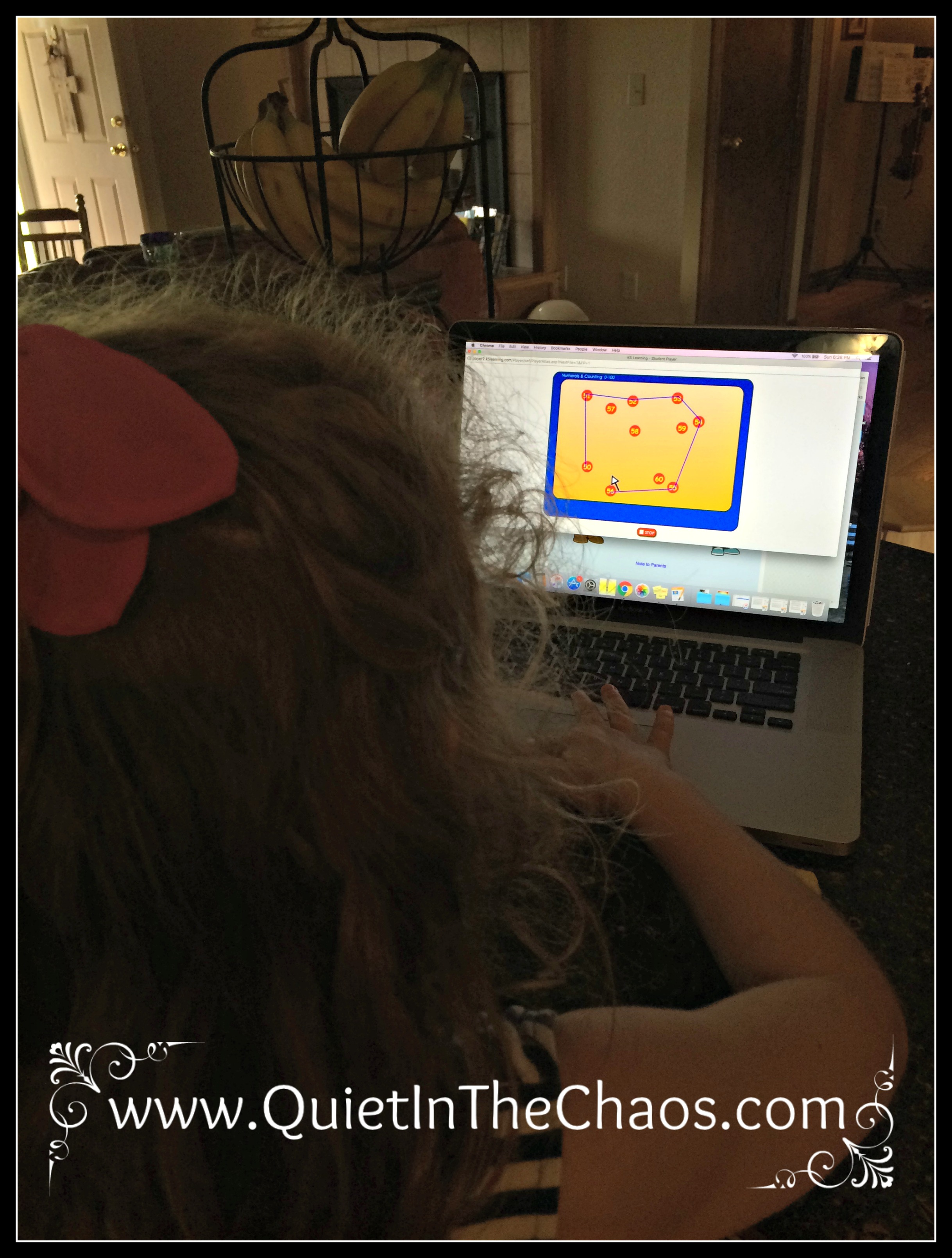Online Reading and Math with K5 Learning {a review} - Quiet In The Chaos