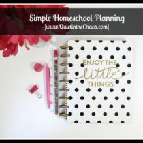 Planning Homeschool Made Easy