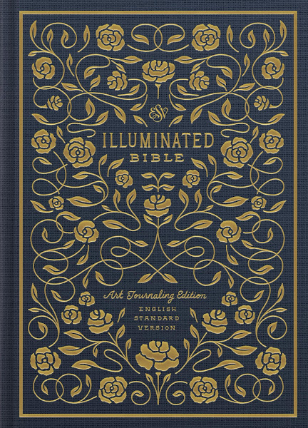 Win Your Copy! Illuminated Bible Art journaling Edition
