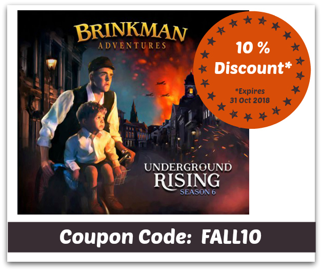 Coupon Code for Brinkman Adventures