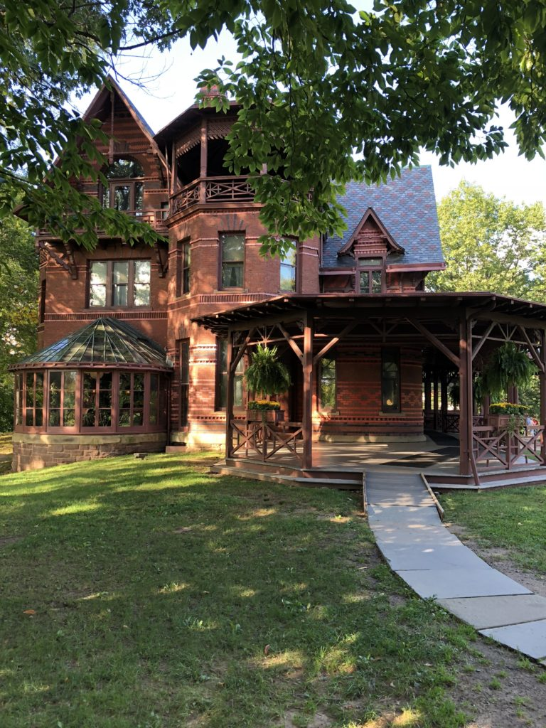 Mark Twain House {Conn}