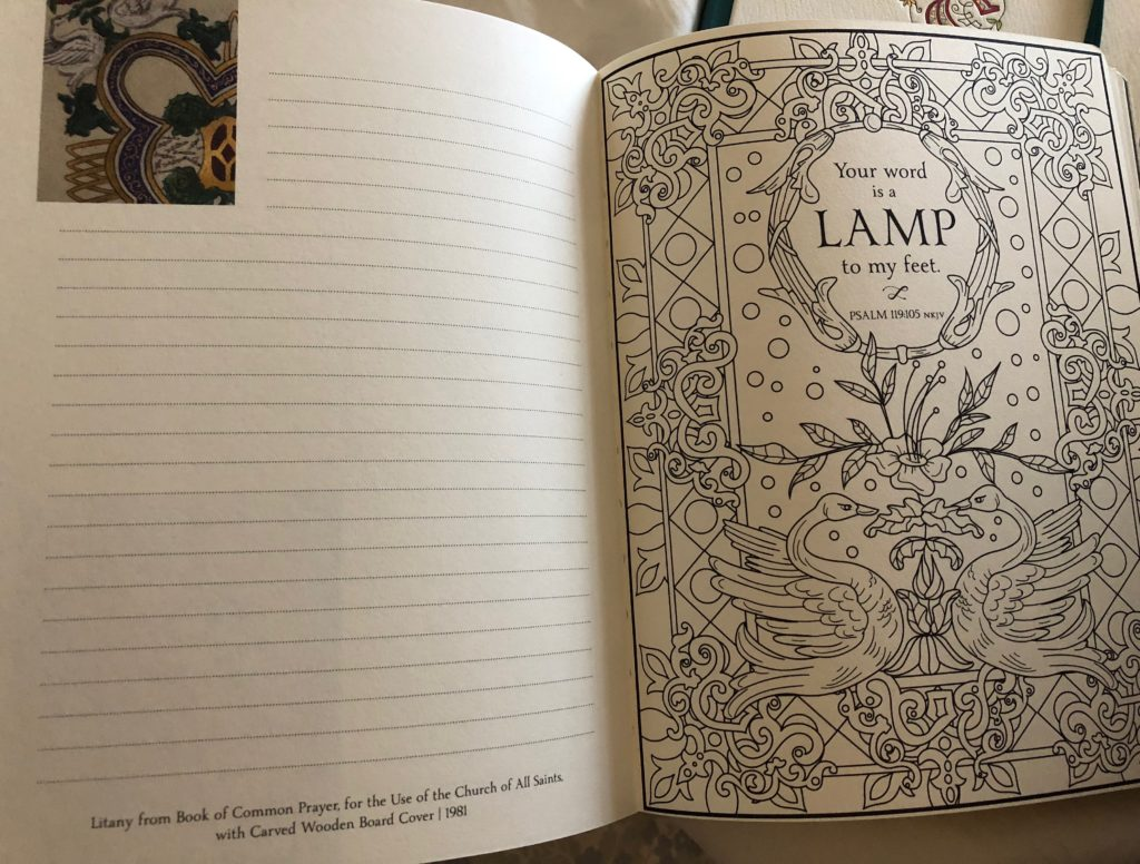 Illustrated Word Journal