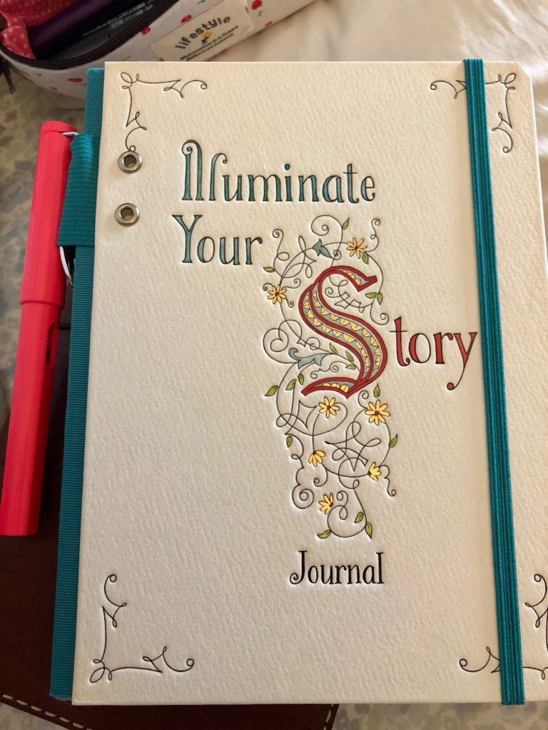 Illuminate Your Story Journal