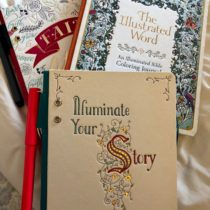 Bible Art Journaling Books
