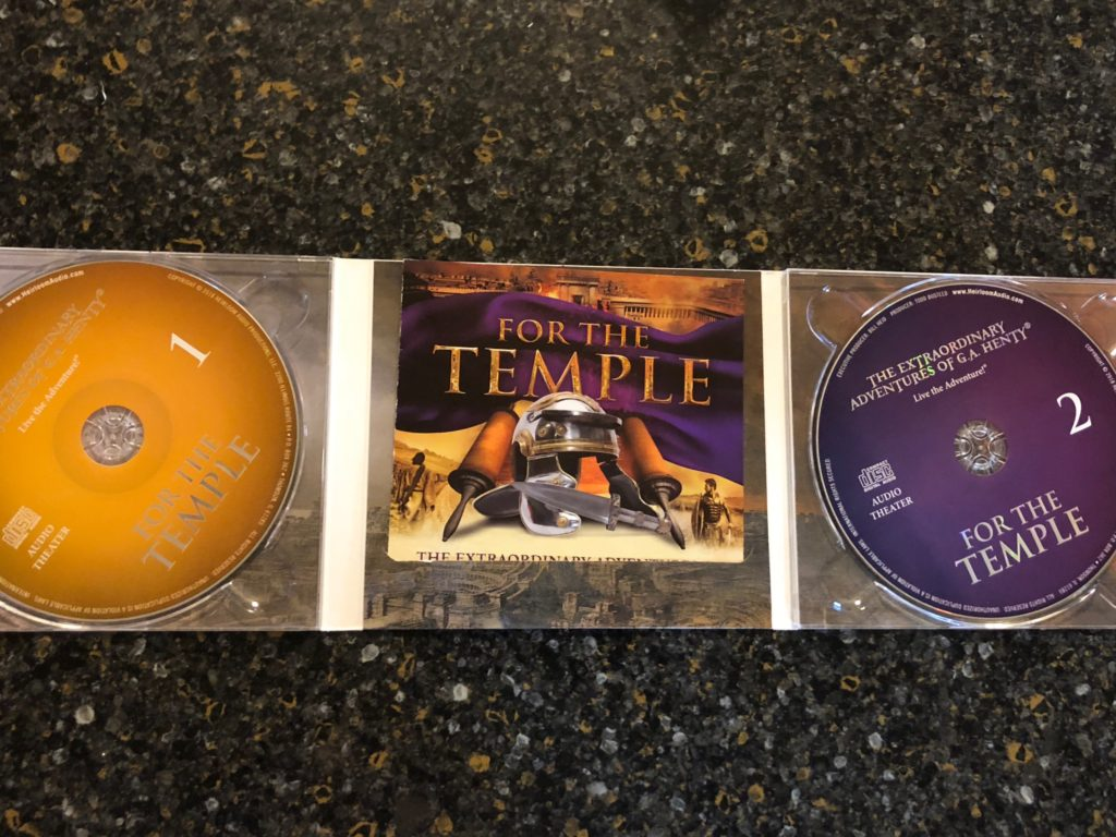 For The Temple Audio Production