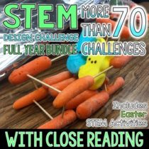 STEM Full Year of Activities