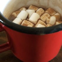 Easy Homemade Hot Cocoa