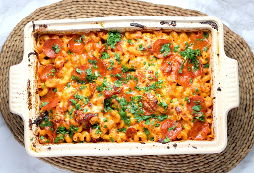 Kid approved pasta meals (allergy friendly)