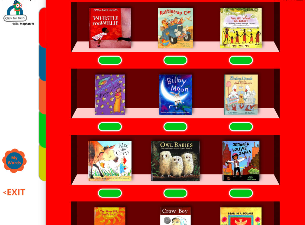 One More Story-the best picture books read aloud any time, anywhere